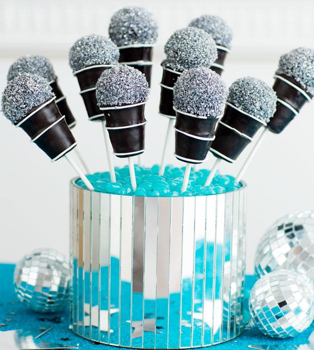 Microphone Cake Pops Recipe Scholastic Parents