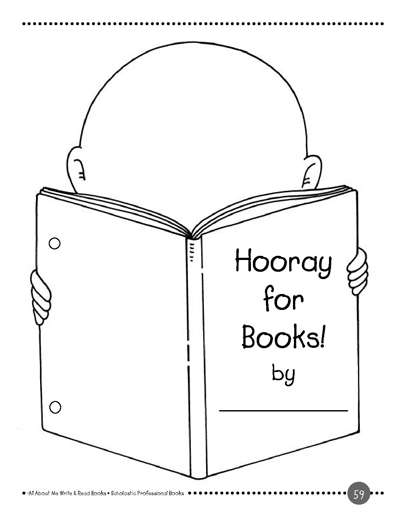 Fill-in-the-Blank Printable: Hooray for Books
