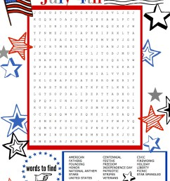 Independence Day Word Search   Worksheets \u0026 Printables   Scholastic    Parents [ 3000 x 2400 Pixel ]