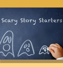 11 Spooky Prompts to Inspire Creative [ 698 x 1240 Pixel ]