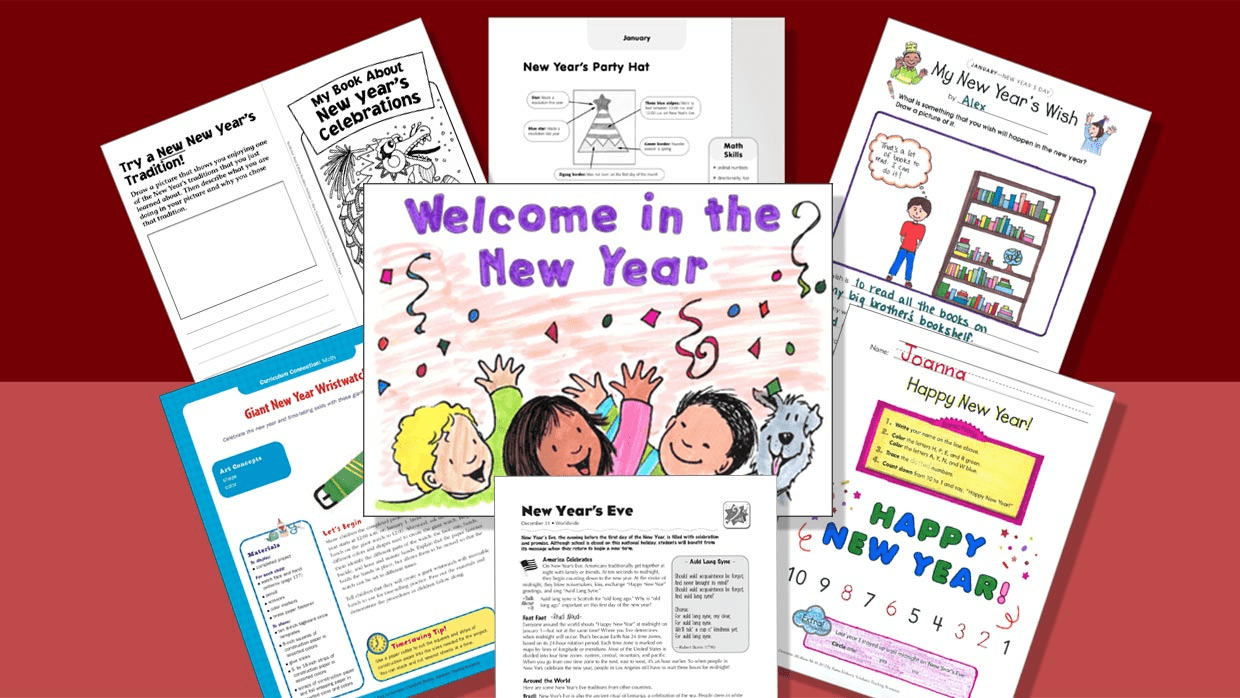 hight resolution of 7 Printables to Spark New Year's Resolutions