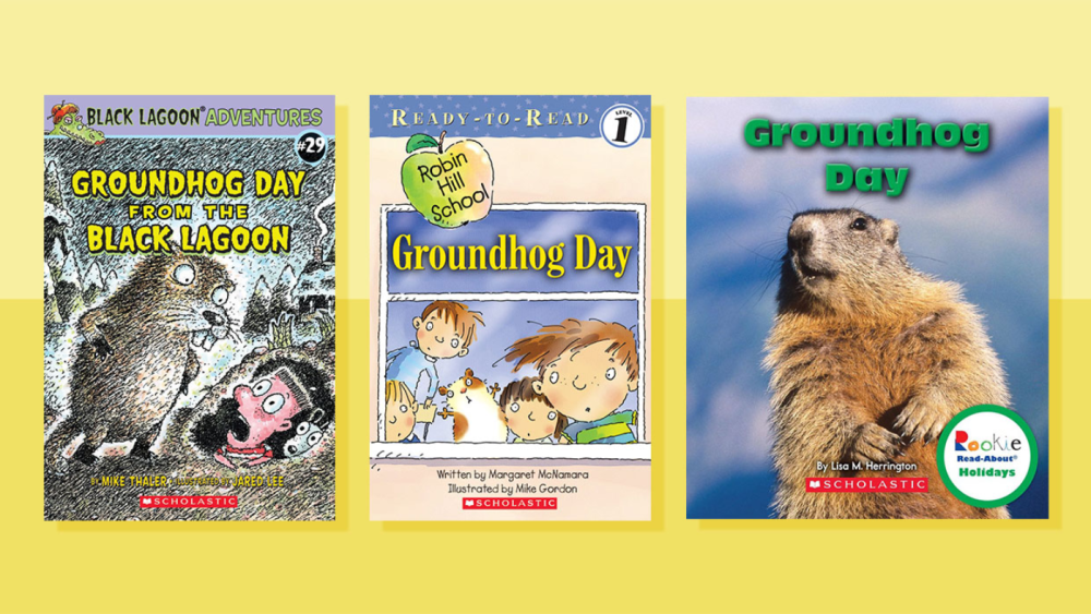 medium resolution of 11 Books to Celebrate Groundhog Day