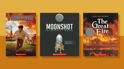 small resolution of Nonfiction Favorites for Grades 3-5