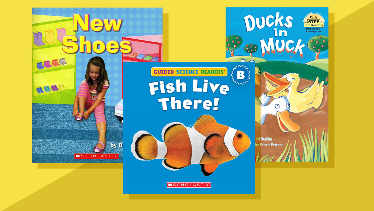 Guided Reading Level B Book List