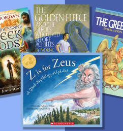 11 Books to Teach About Greek Mythology [ 698 x 1240 Pixel ]