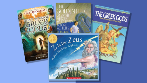 small resolution of 11 Books to Teach About Greek Mythology