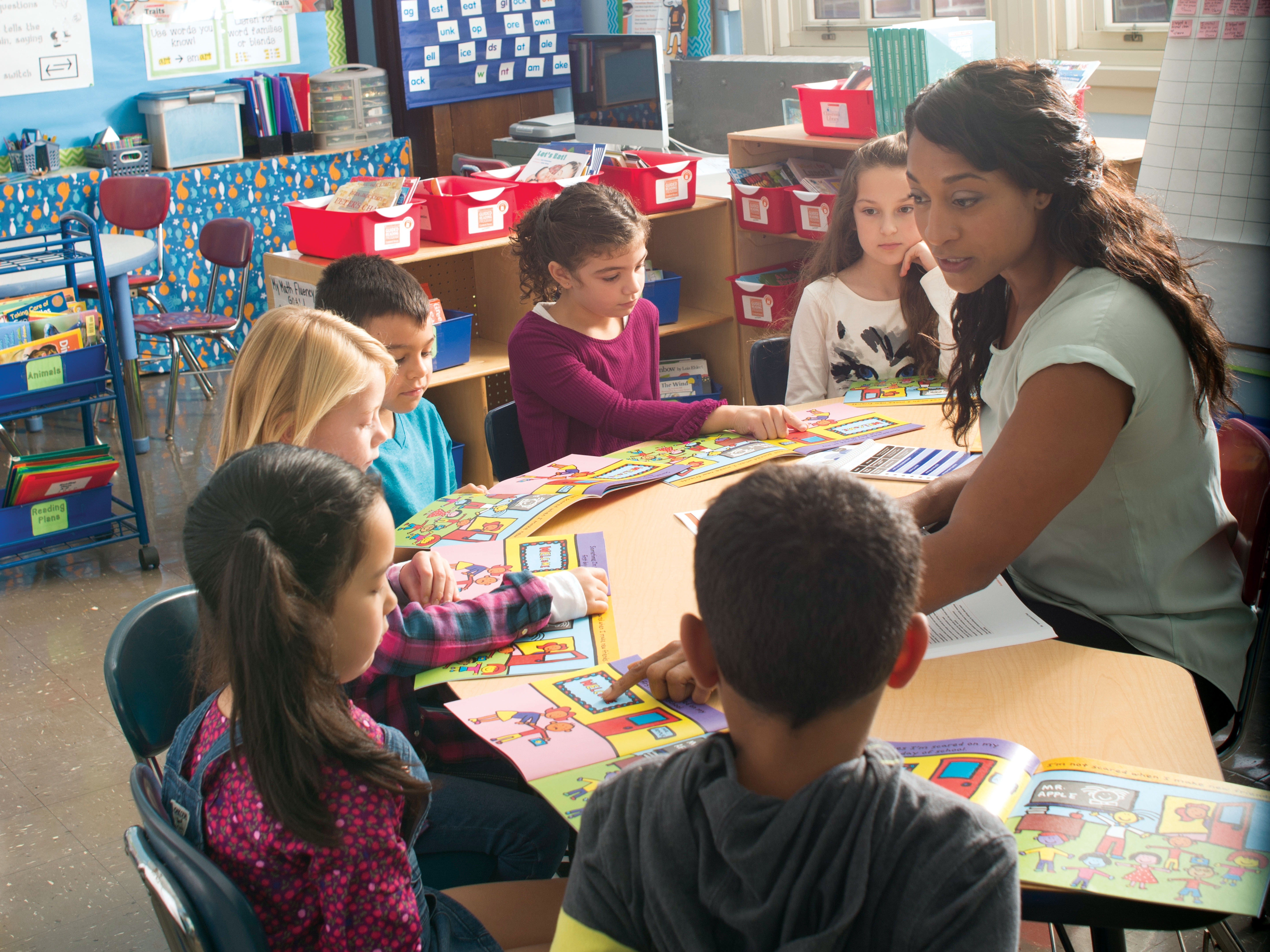 5 Steps For Success With Guided Reading