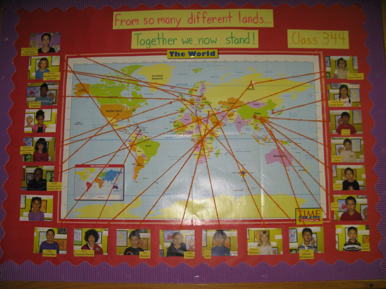hight resolution of Five Projects to Juice Up Geography   Scholastic
