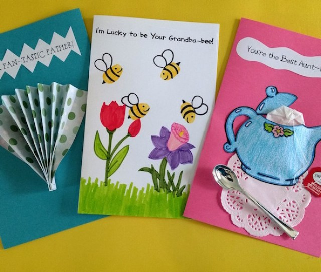 Alternatives To Mothers Day Cards