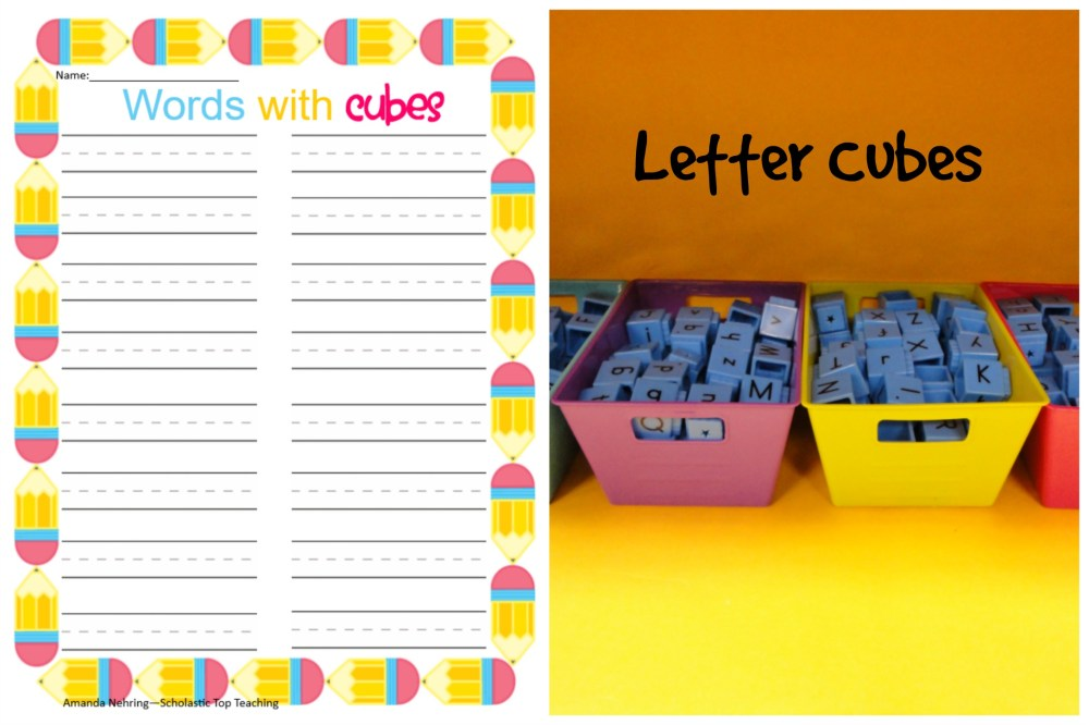 medium resolution of 10 Spelling and Sight Words Center Activities   Scholastic