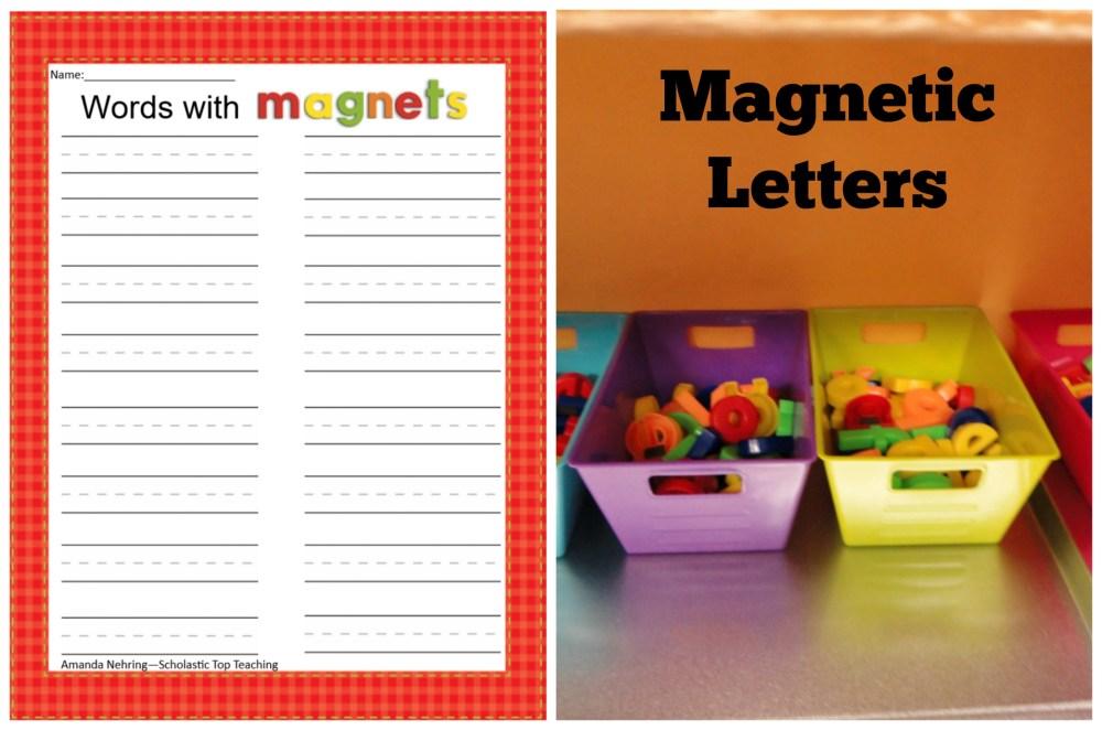 medium resolution of 10 Spelling and Sight Words Center Activities   Scholastic