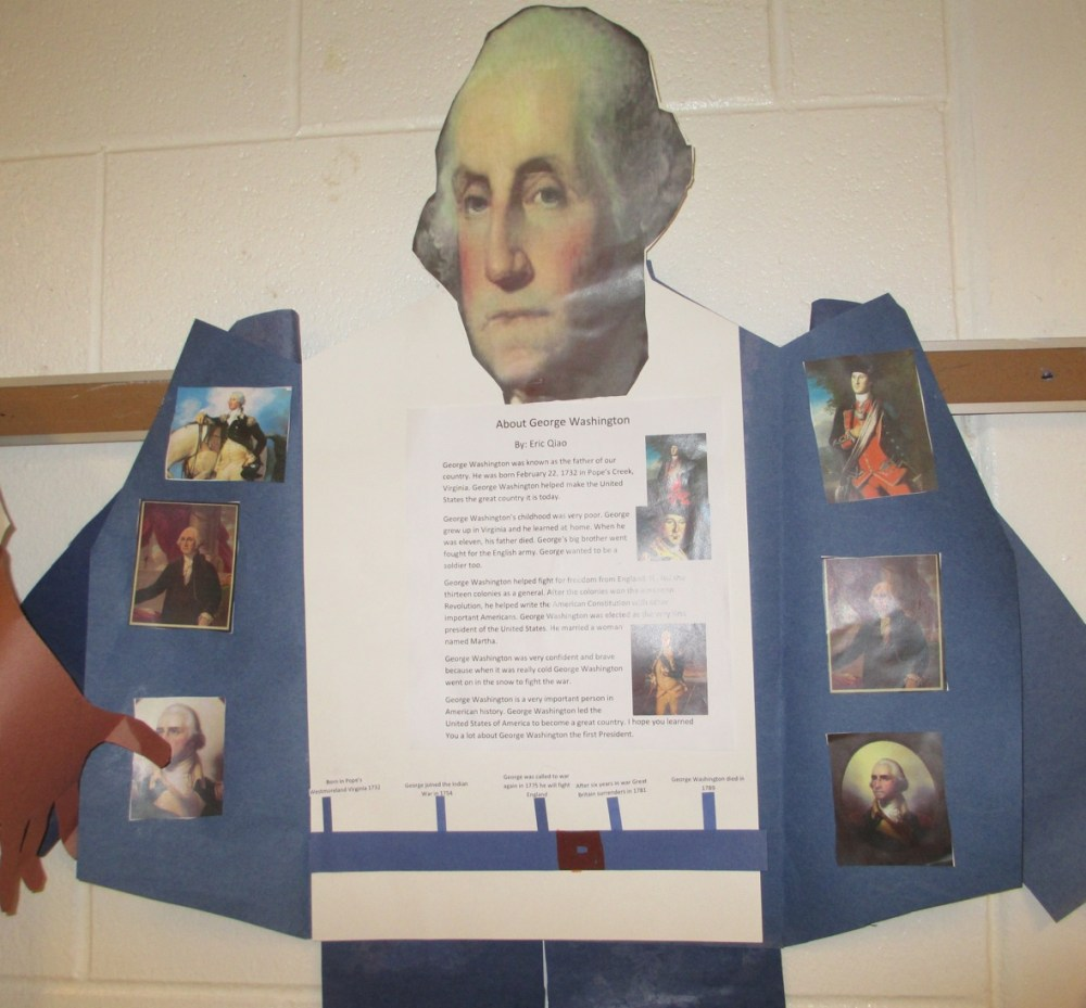 medium resolution of Black History Month and Presidents' Day Biography Reports   Scholastic