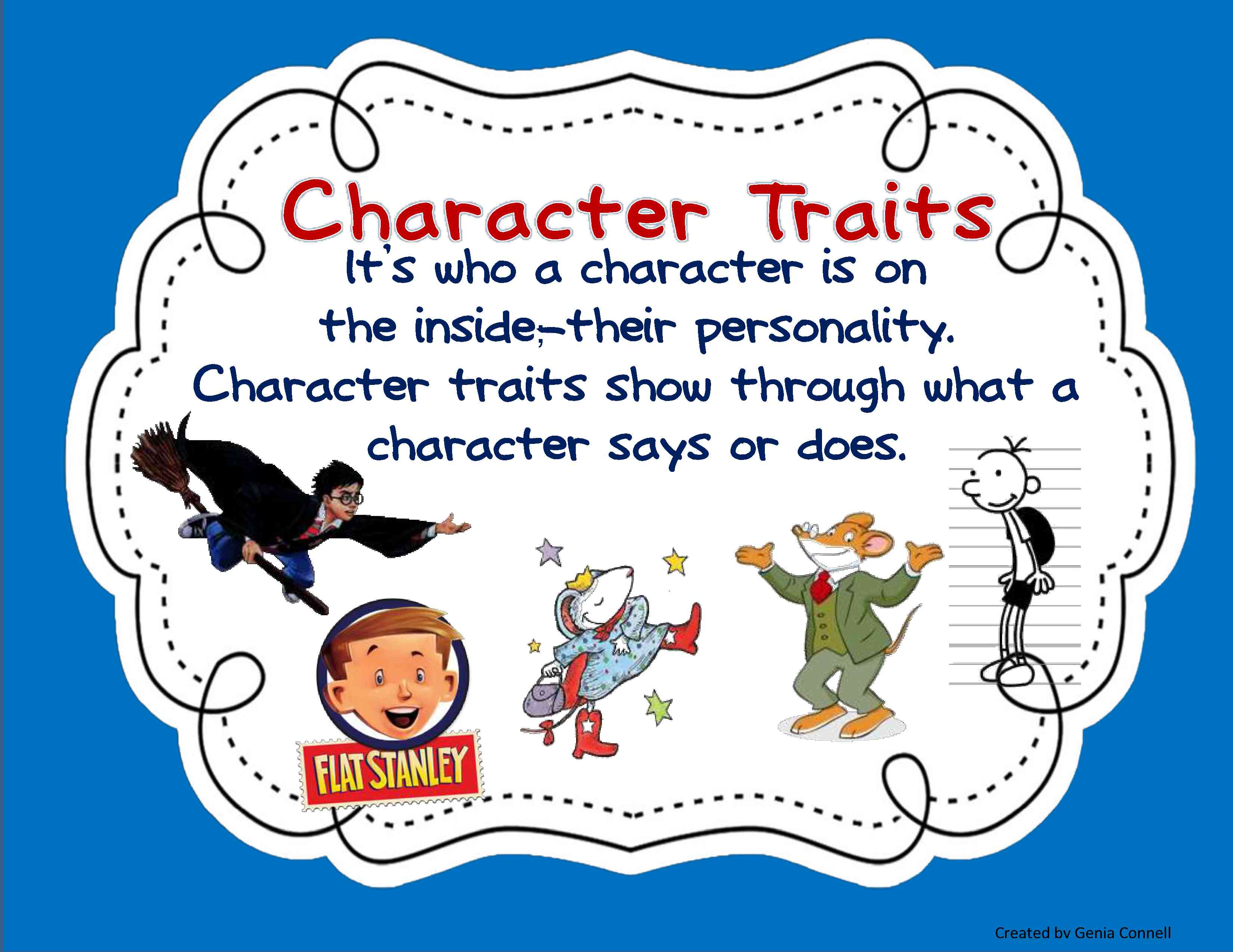 Teaching Character Traits In Reader S Workshop