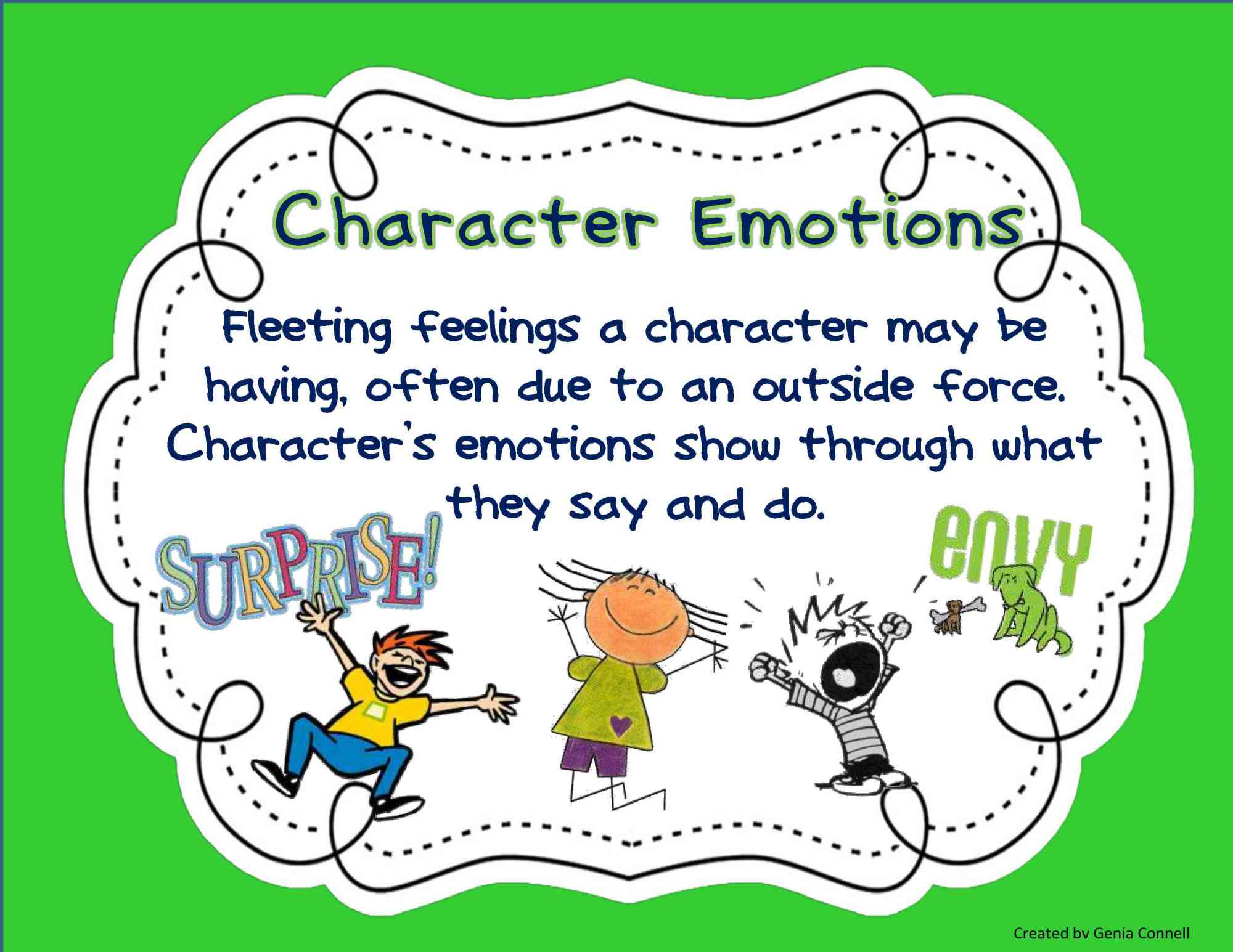 hight resolution of Teaching Character Traits in Reader's Workshop   Scholastic