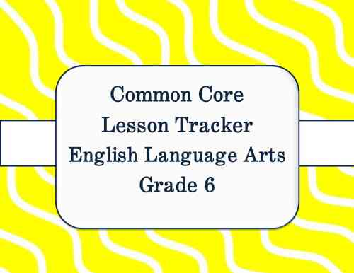 small resolution of Common Core Math and ELA Lesson Plan Organizers for the Middle Grades    Scholastic