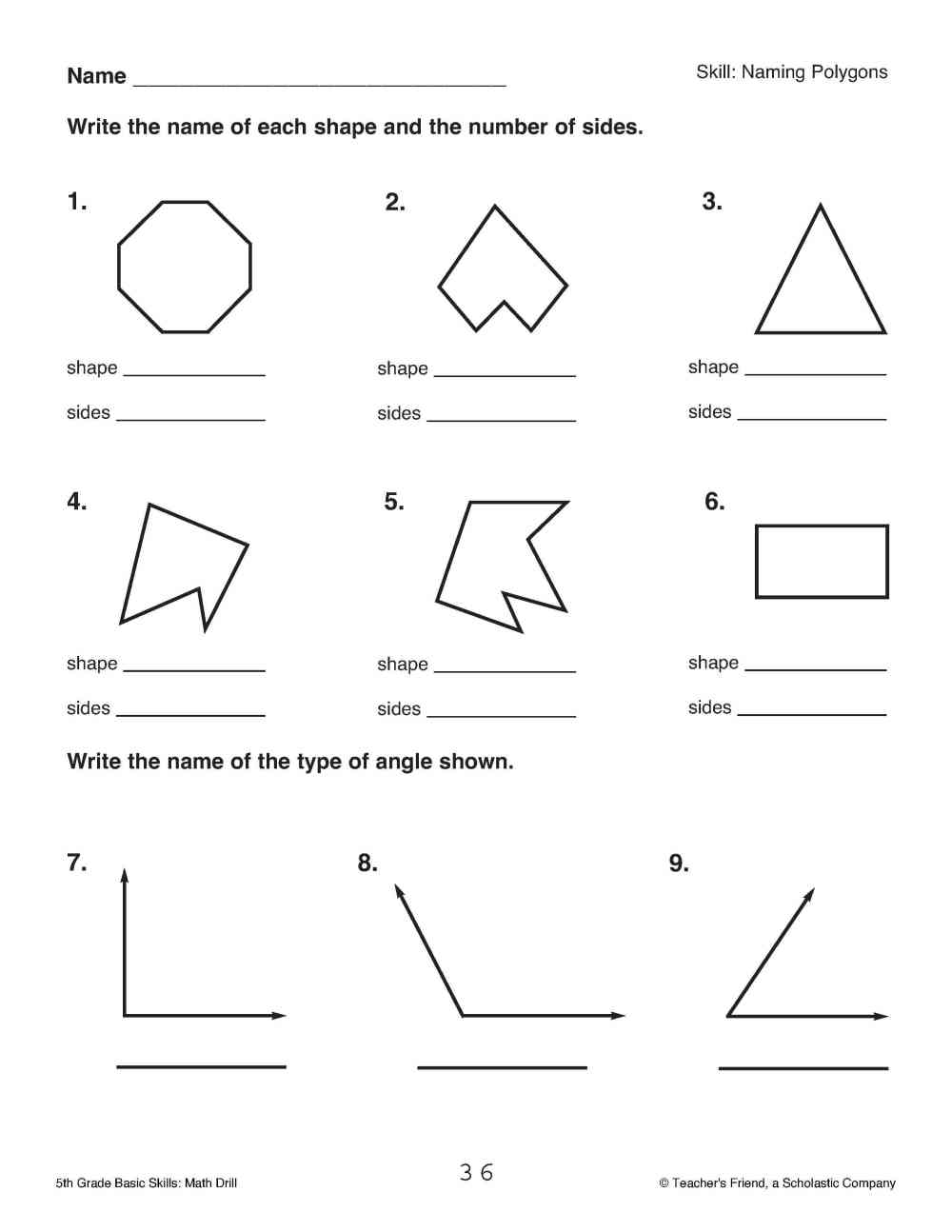 medium resolution of Five Ways to Make Geometry Memorable   Scholastic
