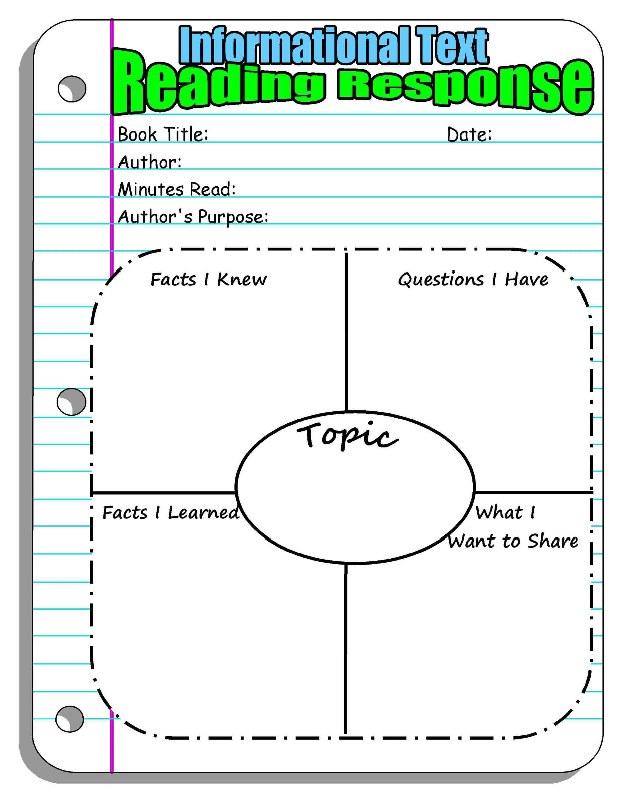 hight resolution of Investigating Nonfiction Part 3: Independent and Guided Reading   Scholastic