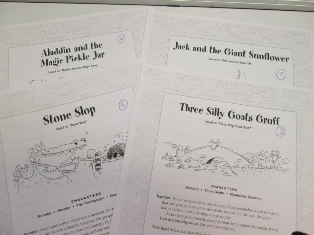 medium resolution of Reader's Theater for Fluency