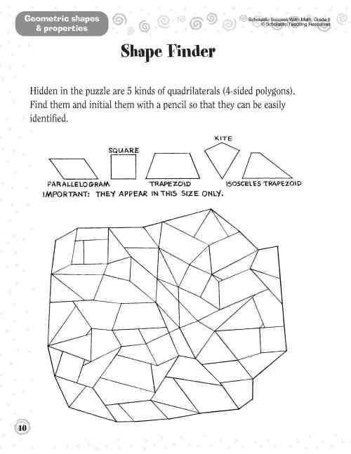 small resolution of Five Ways to Make Geometry Memorable   Scholastic