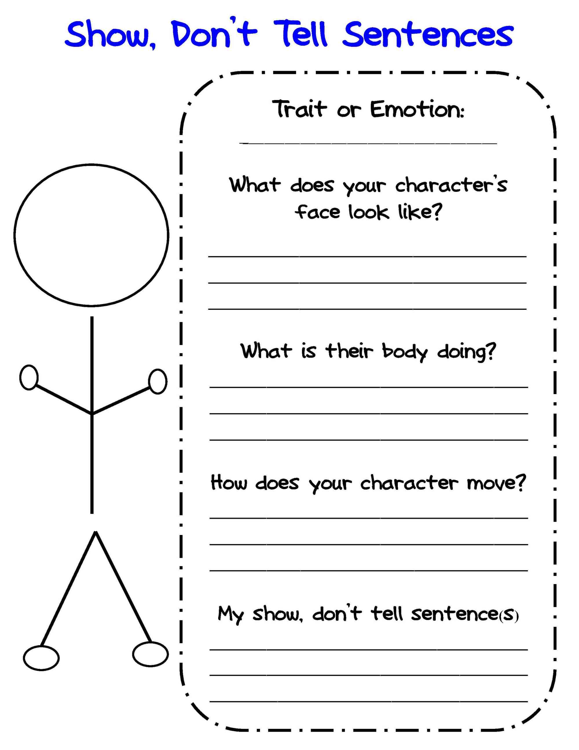hight resolution of Bringing Characters to Life in Writer's Workshop   Scholastic