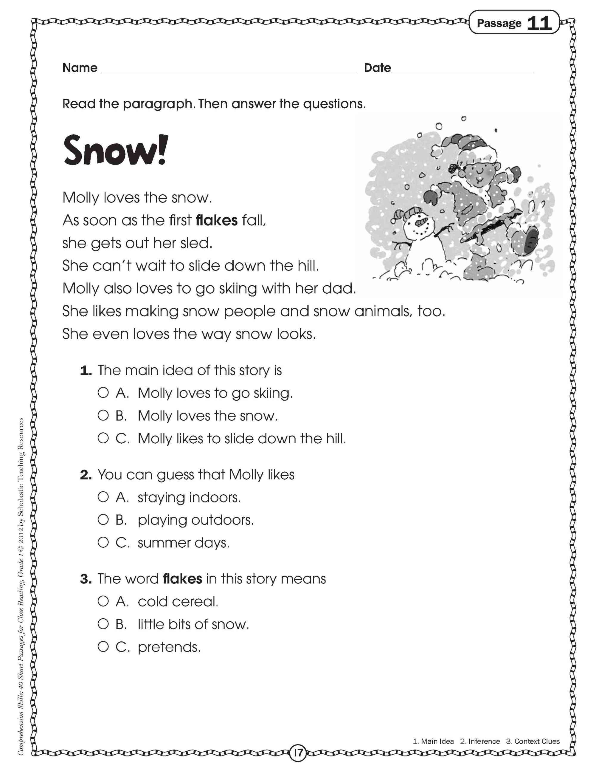 hight resolution of Get Crafty With Your Common Core Reading This Holiday Season   Scholastic