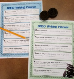 Graphic Organizers for Opinion Writing   Scholastic [ 1024 x 861 Pixel ]