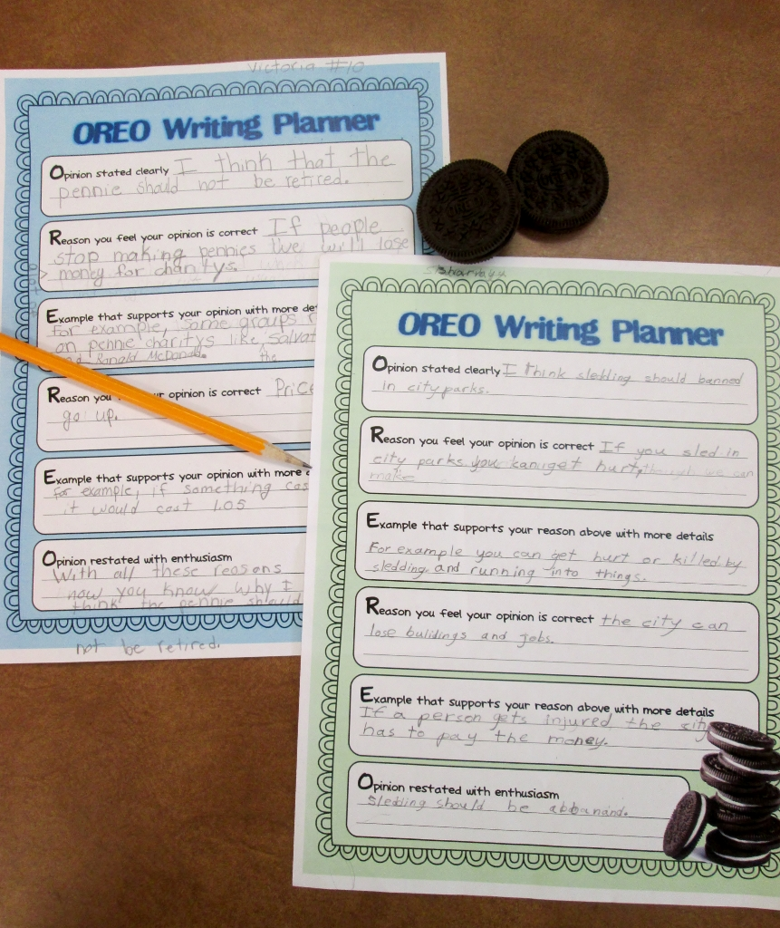 hight resolution of Graphic Organizers for Opinion Writing   Scholastic