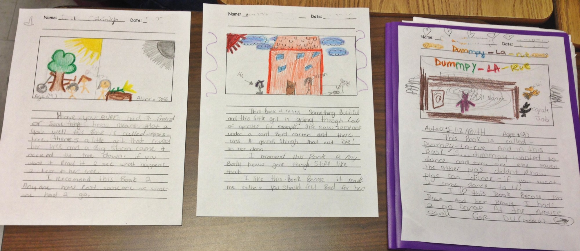hight resolution of Understanding Audience: Writing Book Reviews   Scholastic
