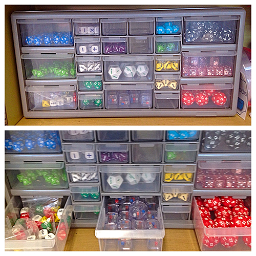 Manage Math Manipulatives and Centers  Scholastic