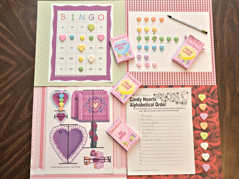 medium resolution of 14 Sweet Activities With Candy Hearts   Scholastic