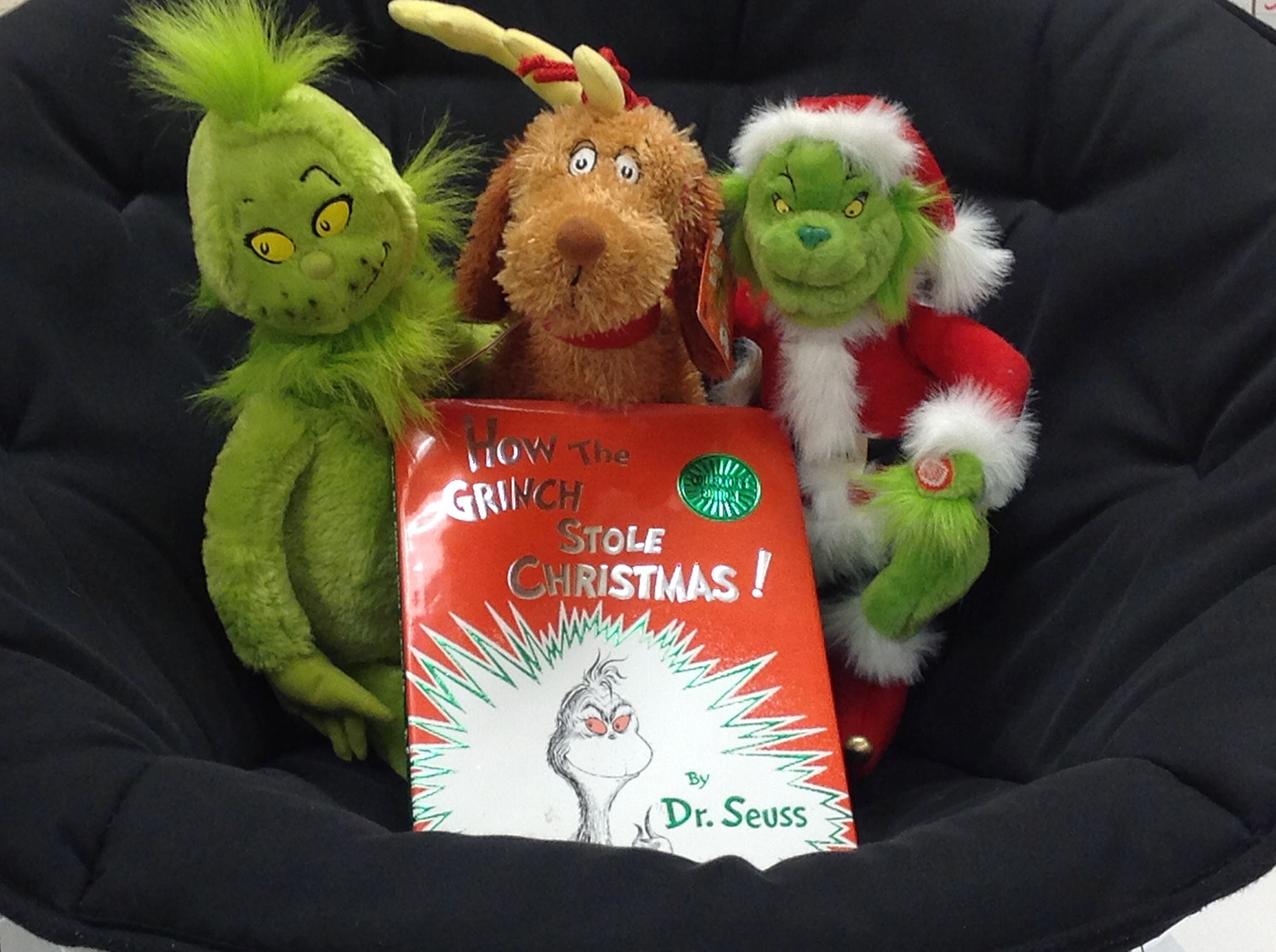 How The Grinch Stole Christmas Lesson Plans Author Dr Seuss Worksheets For Middle School How