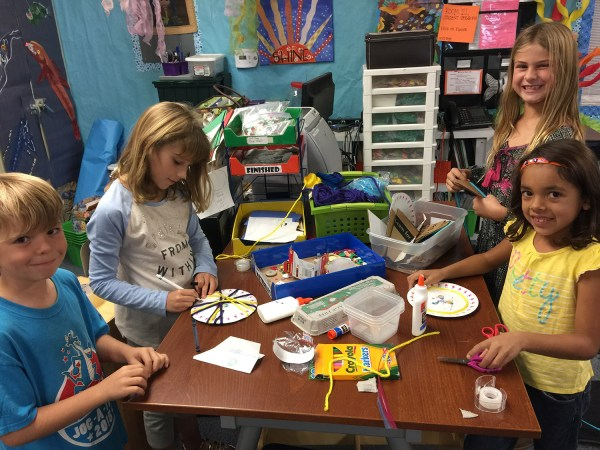 Classroom Maker Spaces Steam -imagined Scholastic