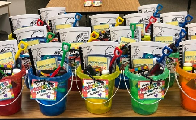 Kindergarten Graduation And End Of The Year Ideas