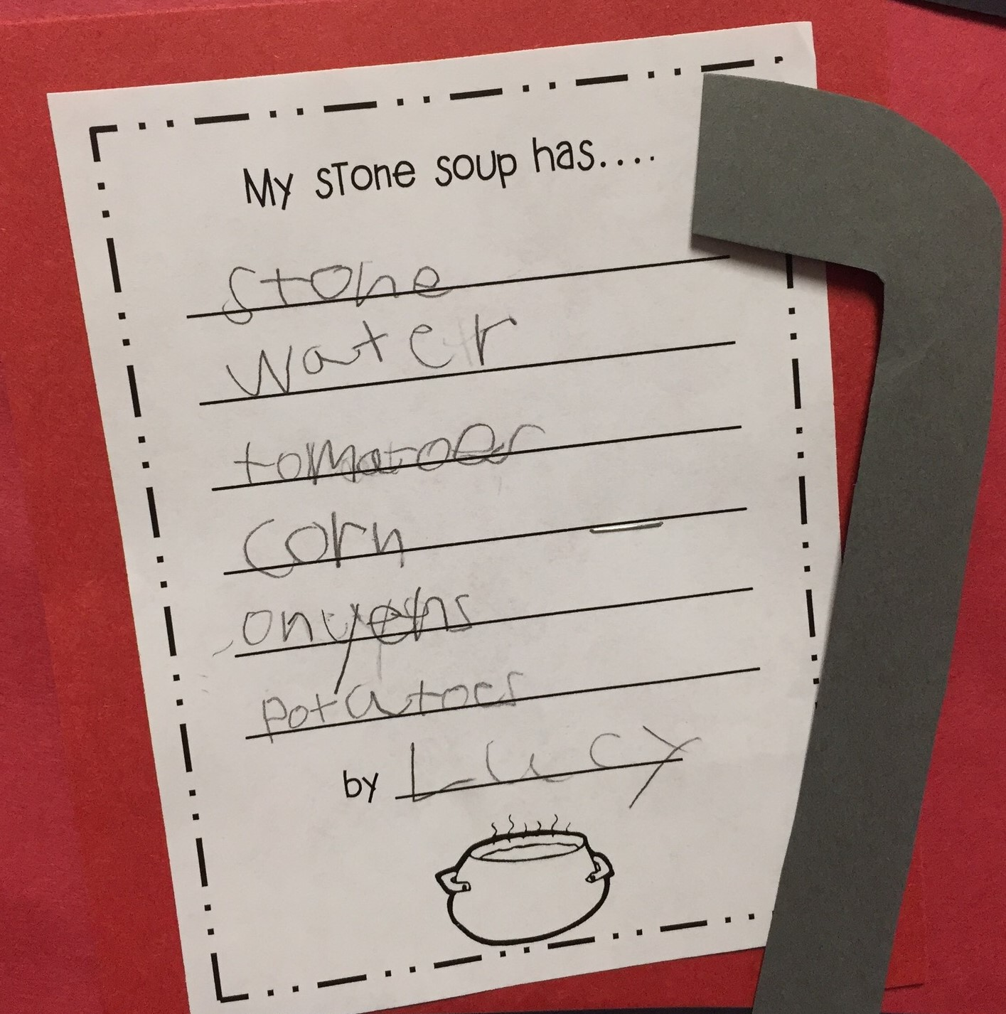 Stone Soup A Lesson In Sharing
