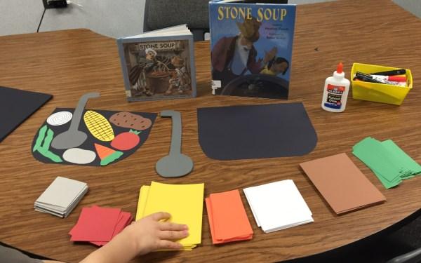 Stone Soup Activity for Preschool Children