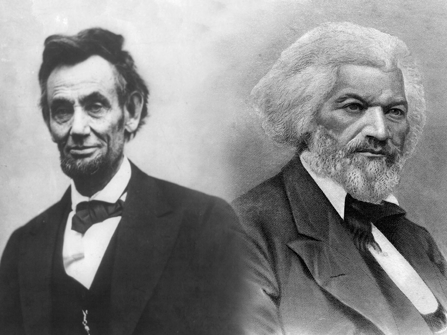 Abraham Lincoln And Frederick Douglass A Compare And