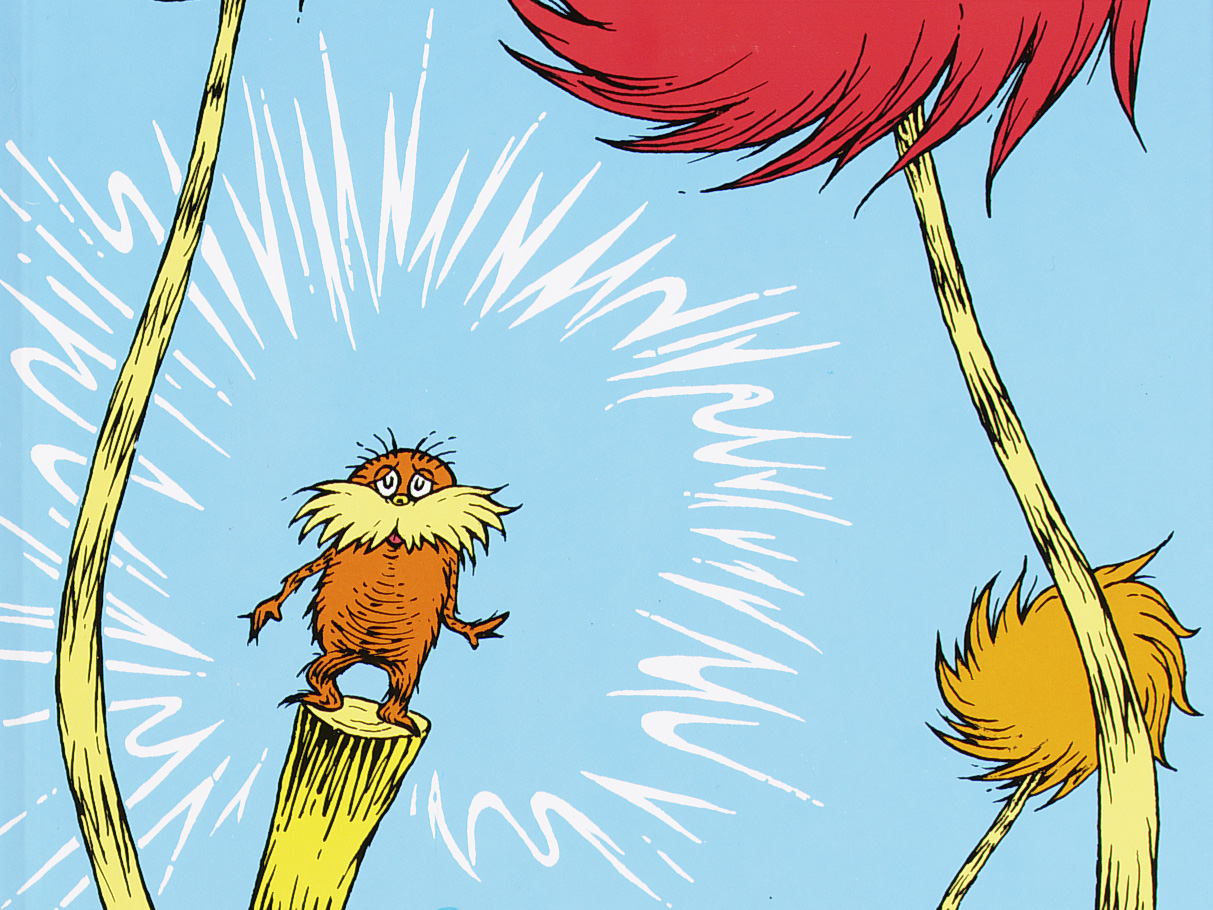 The Lorax By Dr Seuss Lesson Plan