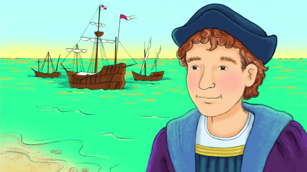 medium resolution of My First Biography: Christopher Columbus Teaching Guide   Scholastic