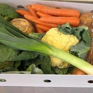 small veg box