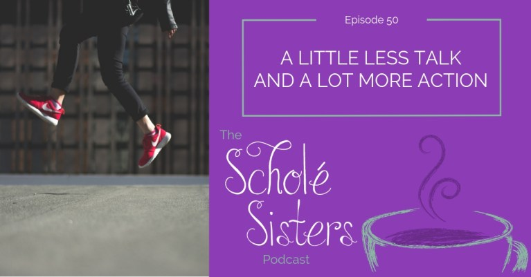 SS #50: A Little Less Talk and a Lot More Action (with Abby Wahl!)