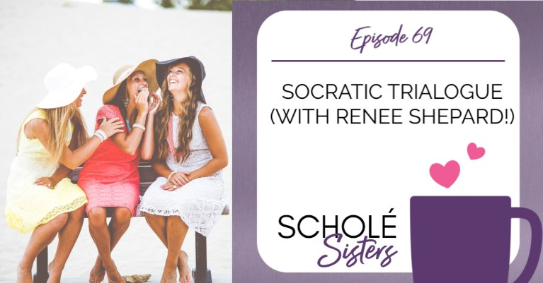 SS #69: Socratic Trialogue (with Renee Shepard!)
