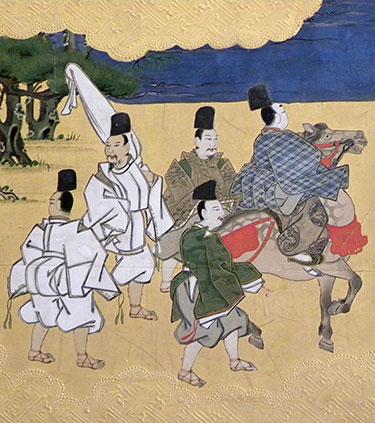 Tale of Genji detail