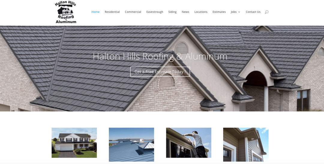 Halton Hills Roofing – New Image