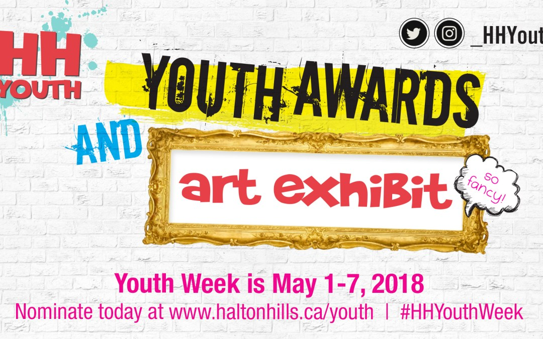 Youth Week: Youth Recognition Awards & Art Competition