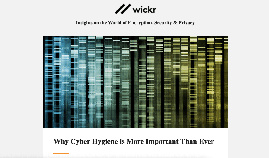 Why Cyber Hygiene is More Important Than Ever