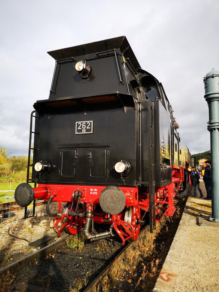 Sauschwänzlebahn Bahnhof Blumberg