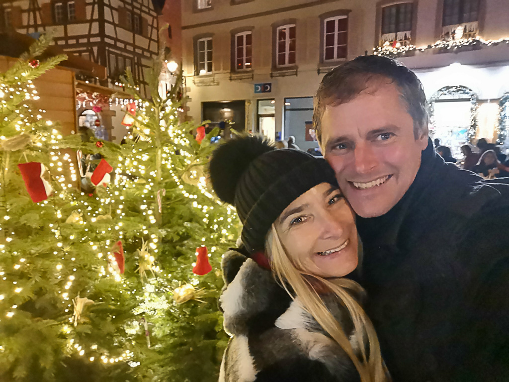 Daniela & Thomas Lechler in Kaysersberg