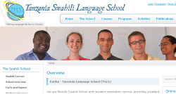 Tanzania Swahili Language School