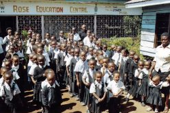 Rose education centre pupils 2009