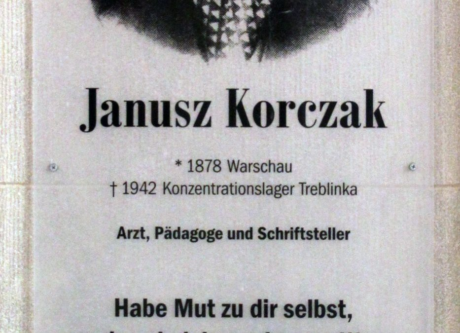 Memorial Plaque in Berlin